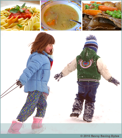 comfortfood-kids-snowsledd