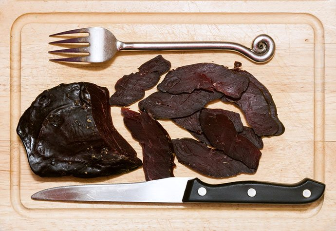 smoking deer meat recipes