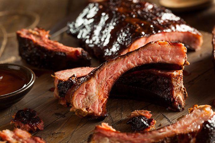 how long to smoke ribs at 250