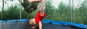 trampoline weight limit