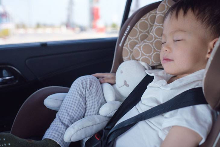 best car seat for 2 and half year old